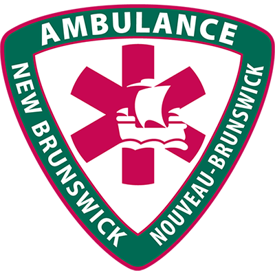 Ambulance New Brunswick / Ambulance Nouveau-Brunswick (ANB) logo